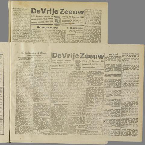 de Vrije Zeeuw 1944-12-29