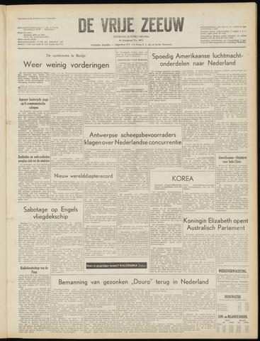 de Vrije Zeeuw 1954-02-16