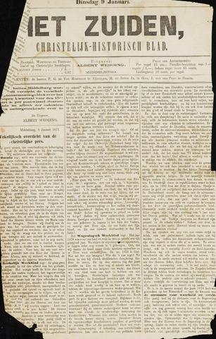 Het Zuiden, Christelijk-historisch blad 1877
