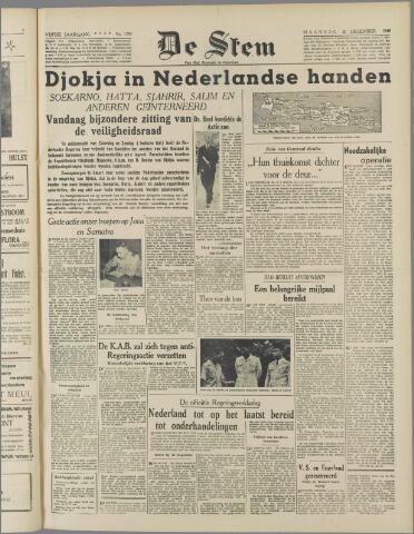 de Stem 1948-12-20