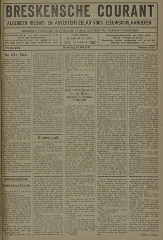 Breskensche Courant 1922-05-31