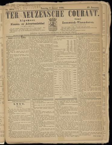 Ter Neuzensche Courant. Algemeen Nieuws- en Advertentieblad voor Zeeuwsch-Vlaanderen / Neuzensche Courant ... (idem) / (Algemeen) nieuws en advertentieblad voor Zeeuwsch-Vlaanderen 1900-01-06