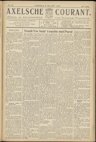 Axelsche Courant 1939-03-03