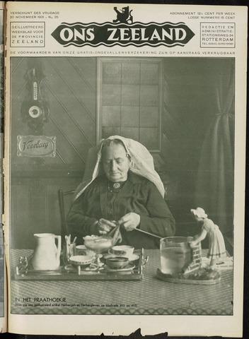 Ons Zeeland / Zeeuwsche editie 1931-11-20