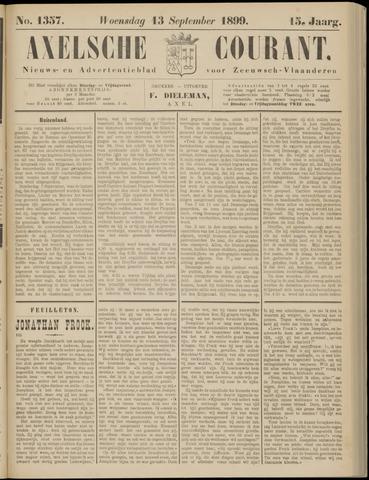 Axelsche Courant 1899-09-13