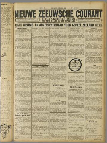 Nieuwe Zeeuwsche Courant 1927-12-27