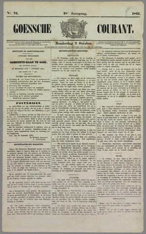 Goessche Courant 1861-10-03