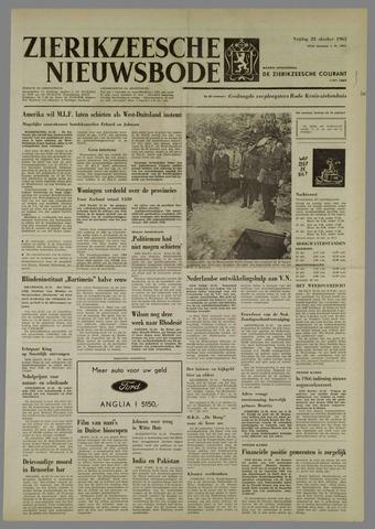 Zierikzeesche Nieuwsbode 1965-10-22