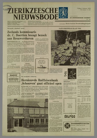 Zierikzeesche Nieuwsbode 1976-02-06