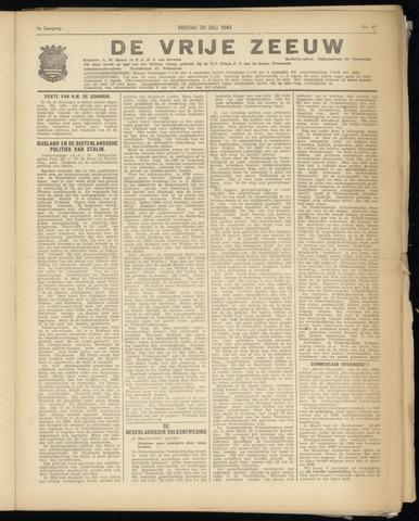 de Vrije Zeeuw 1945-07-20