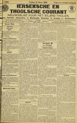 Ierseksche en Thoolsche Courant 1932-03-11