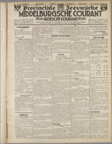 Middelburgsche Courant 1933-10-25