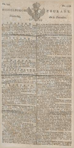 Middelburgsche Courant 1779-12-02