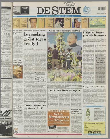 de Stem 1997-02-21