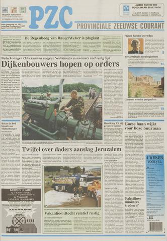 Provinciale Zeeuwse Courant 1997-08-02