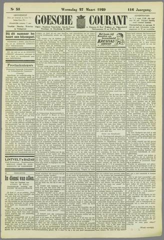 Goessche Courant 1929-03-27