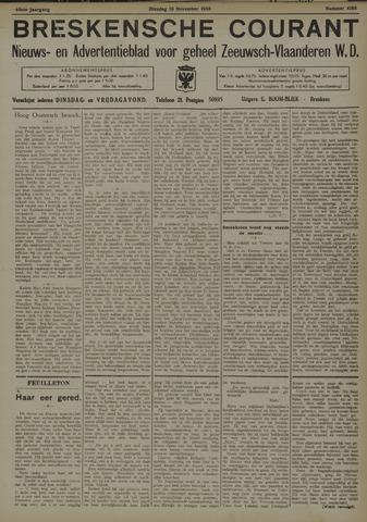 Breskensche Courant 1936-11-10
