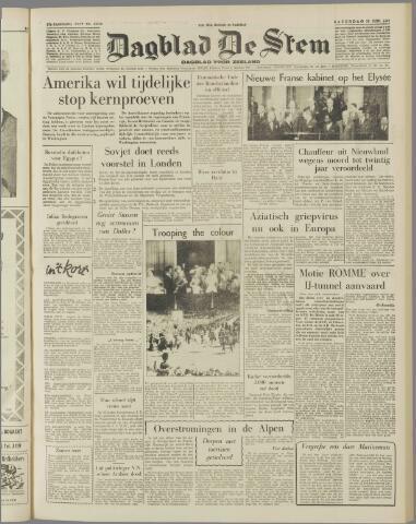 de Stem 1957-06-15