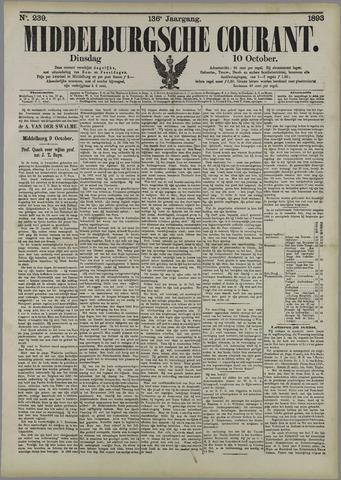 Middelburgsche Courant 1893-10-10