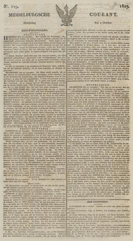 Middelburgsche Courant 1827-10-04