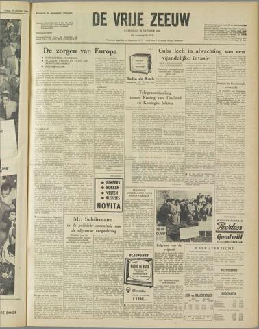 de Vrije Zeeuw 1960-10-29