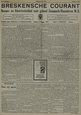 Breskensche Courant 1937-06-11