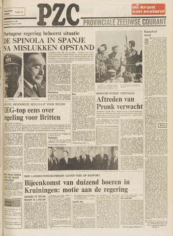 Provinciale Zeeuwse Courant 1975-03-12