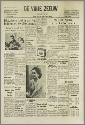 de Vrije Zeeuw 1967-03-08
