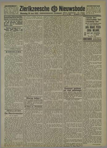 Zierikzeesche Nieuwsbode 1932-06-20