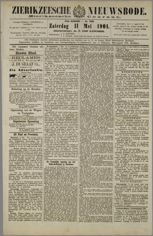 Zierikzeesche Nieuwsbode 1901-05-11