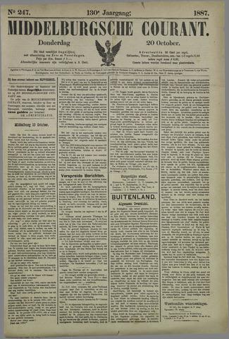 Middelburgsche Courant 1887-10-20