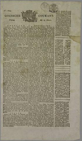 Goessche Courant 1822-03-29