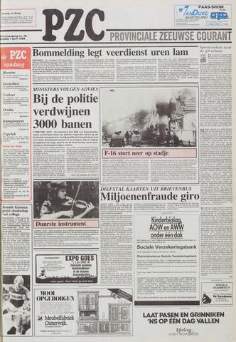 Provinciale Zeeuwse Courant 1988-04-01