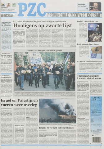 Provinciale Zeeuwse Courant 2000-07-31