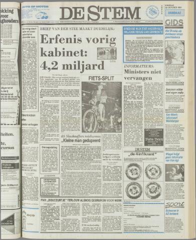 de Stem 1981-10-20