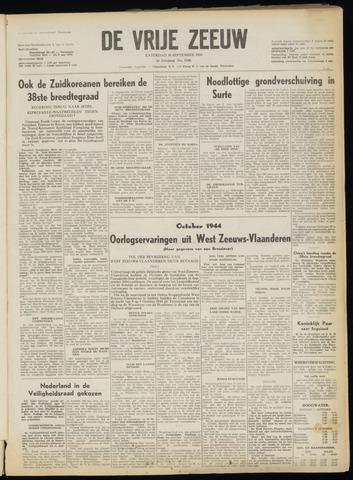 de Vrije Zeeuw 1950-09-30