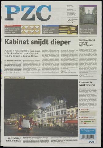 Provinciale Zeeuwse Courant 2013-02-27