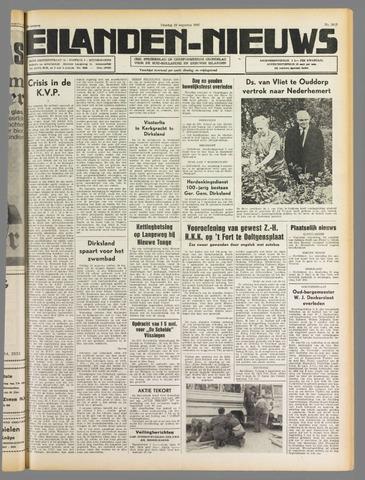 Eilanden-nieuws. Christelijk streekblad op gereformeerde grondslag 1967-08-29