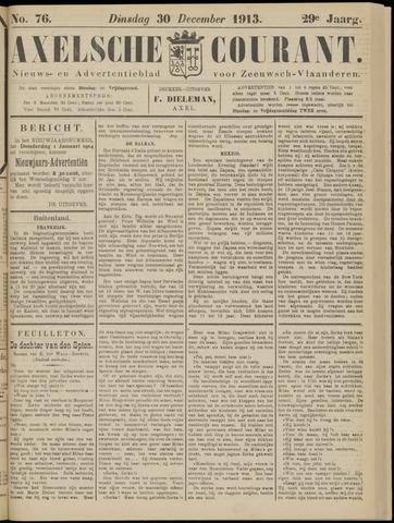 Axelsche Courant 1913-12-30