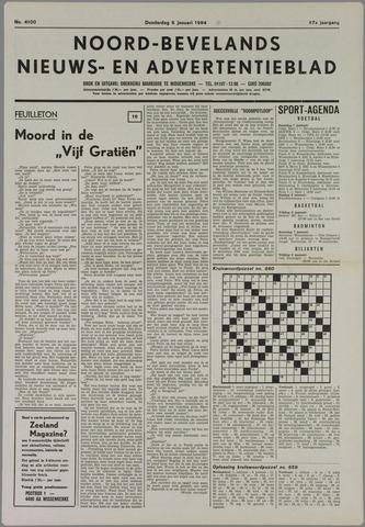Noord-Bevelands Nieuws- en advertentieblad 1984-01-05