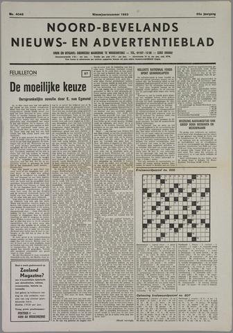 Noord-Bevelands Nieuws- en advertentieblad 1983