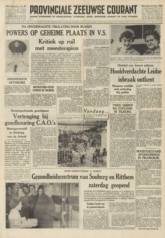 Provinciale Zeeuwse Courant 1962-02-12