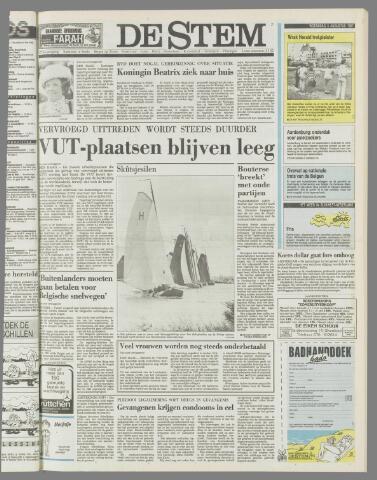 de Stem 1987-08-05