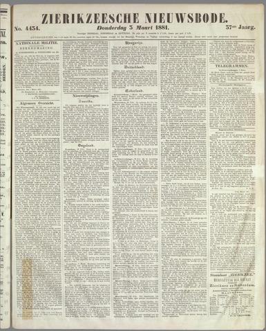 Zierikzeesche Nieuwsbode 1881-03-03