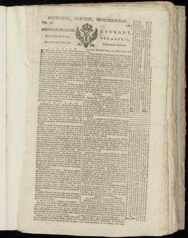 Middelburgsche Courant 1801-04-30