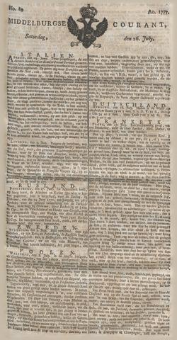 Middelburgsche Courant 1777-07-26