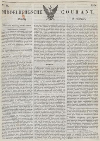 Middelburgsche Courant 1866-02-18