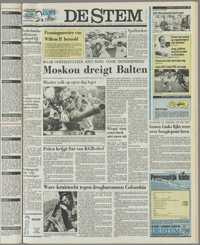 de Stem 1989-08-28