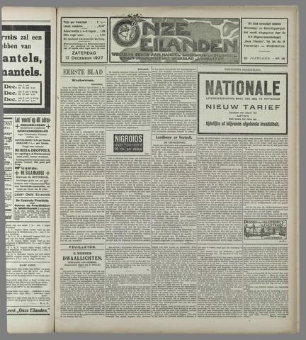 Onze Eilanden 1927-12-17