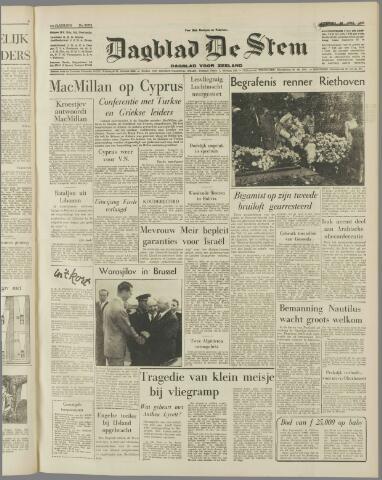 de Stem 1958-08-12